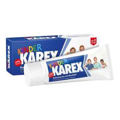 Karex Kinder Zahnpasta  bei juvalis.de bestellen