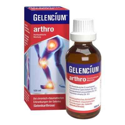 Gelencium Arthro Mischung  bei juvalis.de bestellen