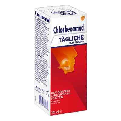 Chlorhexamed tägliche Mundspülung 0,06%  bei juvalis.de bestellen