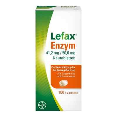 Lefax Enzym Kautabletten  bei juvalis.de bestellen