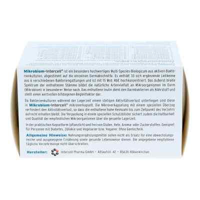Mikrobiom-intercell Hartkapseln  bei juvalis.de bestellen