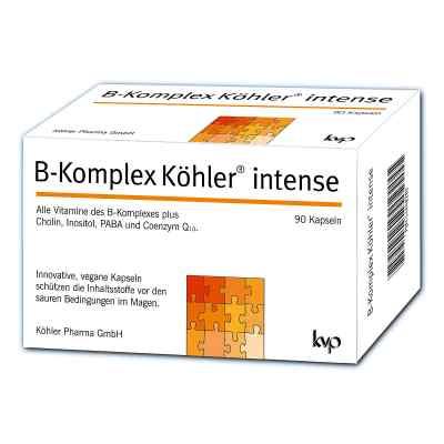 B-komplex Köhler intense Kapseln  bei juvalis.de bestellen