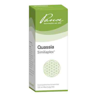Quassia Similiaplex Mischung  bei juvalis.de bestellen