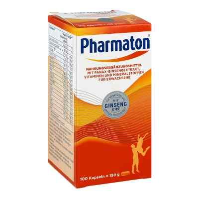 Pharmaton Kapseln  bei juvalis.de bestellen