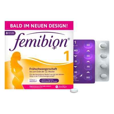 Femibion 1 Frühschwangerschaft Tabletten  bei juvalis.de bestellen