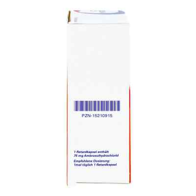 Mucosolvan 1mal täglich Retardkapseln bei verschleimten Husten  bei juvalis.de bestellen
