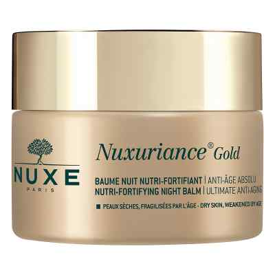 Nuxe Nuxuriance Gold Balsam für die Nacht  bei juvalis.de bestellen