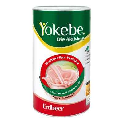 Yokebe Erdbeer Nf Pulver  bei juvalis.de bestellen