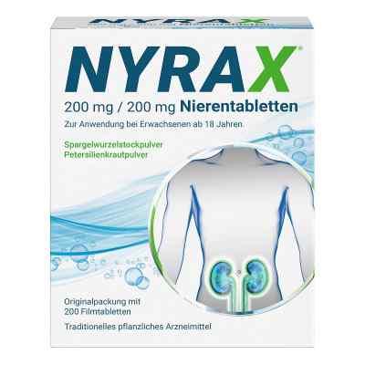 Nyrax 200 mg/200 mg Nierentabletten  bei juvalis.de bestellen
