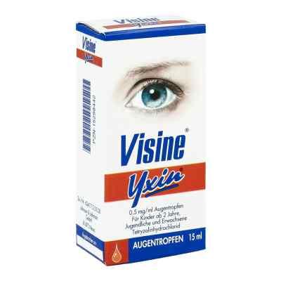 Visine Yxin 0,5 mg/ml Augentropfen  bei juvalis.de bestellen