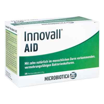 Innovall Microbiotic Aid Pulver  bei juvalis.de bestellen
