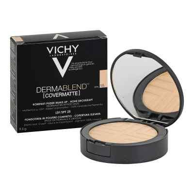 Vichy Dermablend Covermatte Puder 15  bei juvalis.de bestellen