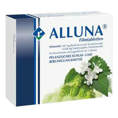 Alluna Filmtabletten zur Beruhigung  bei juvalis.de bestellen