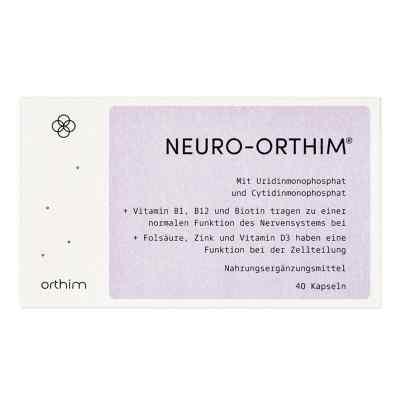 Neuro-orthim Kapseln  bei juvalis.de bestellen