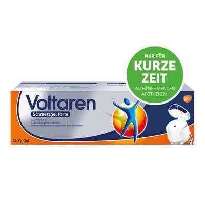 Voltaren Schmerzgel forte 23,2 mg/g  bei juvalis.de bestellen