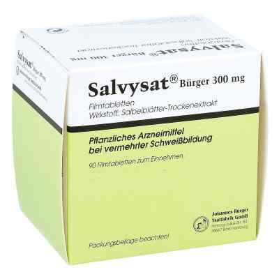 Salvysat Bürger 300 mg Filmtabletten  bei juvalis.de bestellen