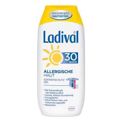 Ladival allergische Haut Gel Lsf 30  bei juvalis.de bestellen