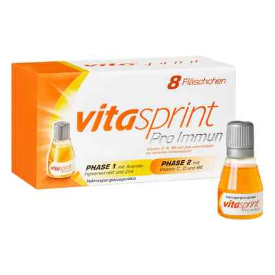 Vitasprint Pro Immun Trinkfläschchen  bei juvalis.de bestellen