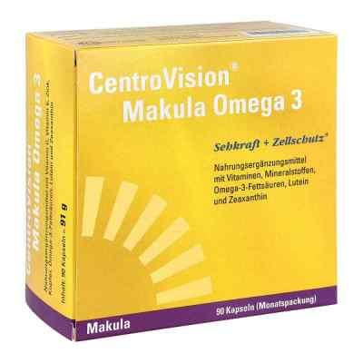 Centrovision Makula Omega-3 Kapseln  bei juvalis.de bestellen