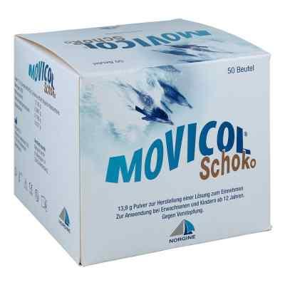 Movicol Schoko Plv.z.her.e.lsg.z.einnehmen  bei juvalis.de bestellen