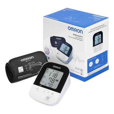 Omron M400 Intelli It Oberarm Blutdruckmessgerät  bei juvalis.de bestellen