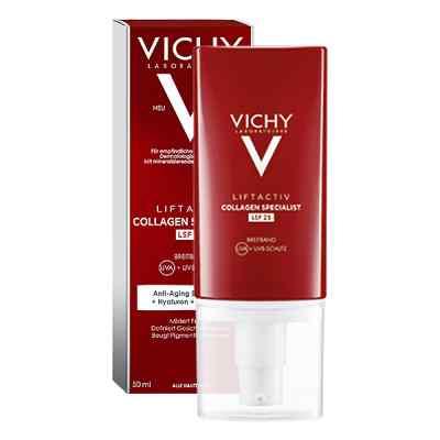 Vichy Liftactiv Collagen Specialist Creme Lsf 25  bei juvalis.de bestellen