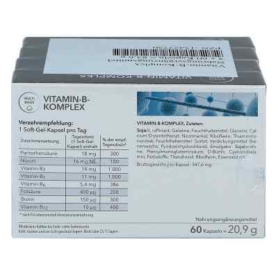 Vitamin-b-komplex Weichkapseln  bei juvalis.de bestellen