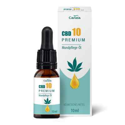 CBD 10% Premium Hanf-Öl Canea  bei juvalis.de bestellen