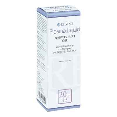 Plasma Liquid Nasensprüh-gel  bei juvalis.de bestellen