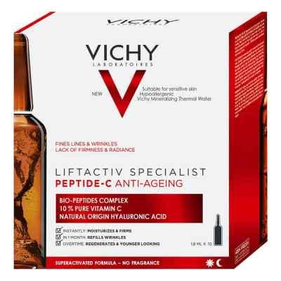 Vichy Liftactiv Specialist Peptide-c Anti-age Ampullen  bei juvalis.de bestellen