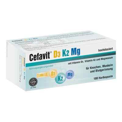 Cefavit D3 K2 Mg 7.000 I.e. Hartkapseln  bei juvalis.de bestellen
