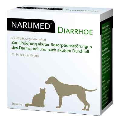 Narumed Diarrhoe Pulver-sticks für Hunde /Katzen  bei juvalis.de bestellen