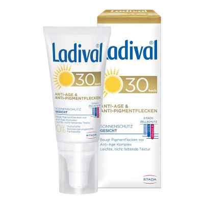 Ladival Sonnenschutz Gesicht Anti-Age & Anti-Pigmentflecken Crem  bei juvalis.de bestellen