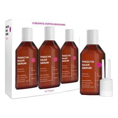 Thiocyn Haarserum Frauen 3x150 ml Vorteilspackung  bei juvalis.de bestellen