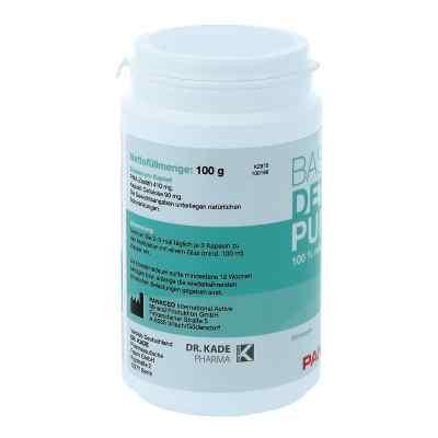Panaceo Basic-detox Pure Kapseln  bei juvalis.de bestellen