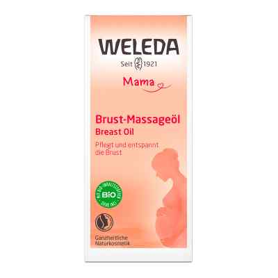 Weleda Brust-Massageöl  bei juvalis.de bestellen