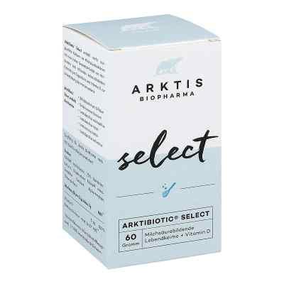 Arktis Arktibiotic select Pulver  bei juvalis.de bestellen