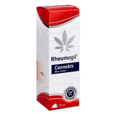 Rheumagil Cannabis Aktiv Creme  bei juvalis.de bestellen