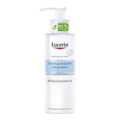 Eucerin DermatoCLEAN Hyaluron Reinigungsmilch  bei juvalis.de bestellen