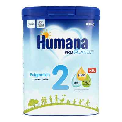 Humana Probalance Folgemilch 2 Mp Pulver  bei juvalis.de bestellen