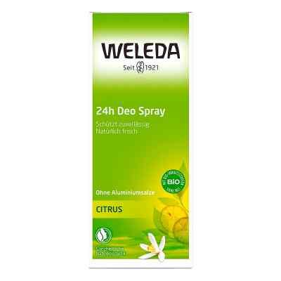 Weleda Citrus 24h Deo Spray  bei juvalis.de bestellen
