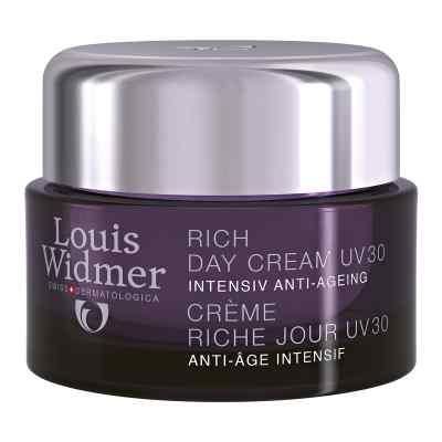 Widmer Rich Day Cream Uv 30 leicht parfümiert  bei juvalis.de bestellen