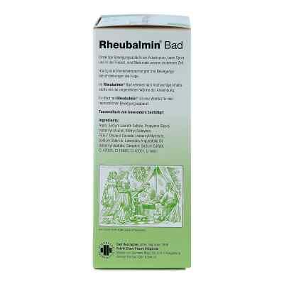 Rheubalmin Bad  bei juvalis.de bestellen