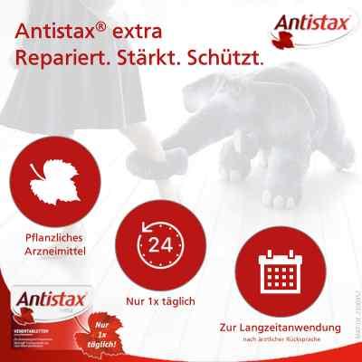 Antistax extra Venentabletten bei Venenleiden & Venenschwäche  bei juvalis.de bestellen