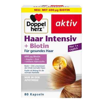 Doppelherz Haar Intensiv+biotin Kapseln  bei juvalis.de bestellen