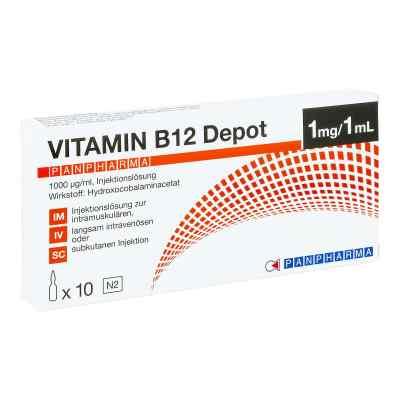 Vitamin B12 Depot Panpharma 1000 [my]g/ml iniecto -lsg  bei juvalis.de bestellen