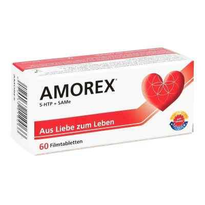 Amorex 5-htp und Same Filmtabletten  bei juvalis.de bestellen