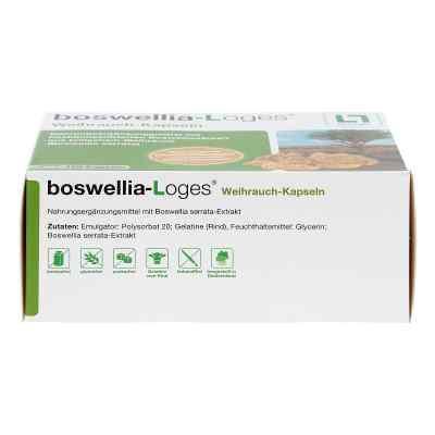 Boswellia-Loges Weihrauch-Kapseln  bei juvalis.de bestellen