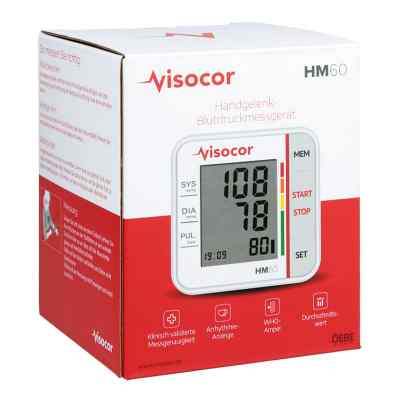 Visocor Handgelenk Blutdruckmessgerät Hm60  bei juvalis.de bestellen