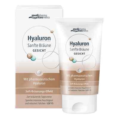 Hyaluron Sanfte Bräune Gesichtspflege Creme  bei juvalis.de bestellen